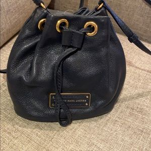 Marc by Marc Jacobs Navy Blue Bag